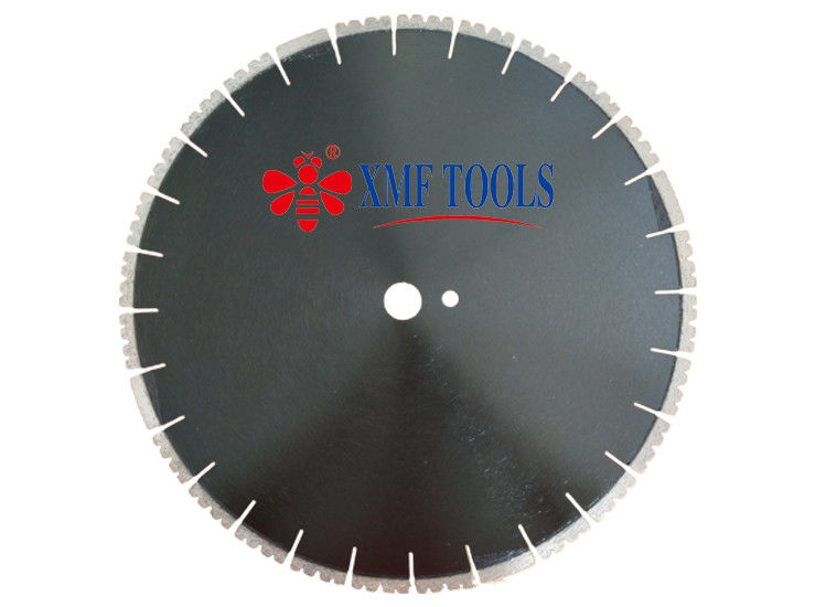12 Inch  Laser Welded Diamond Saw Blade  1 Inch Arbor  To Cut Asphalt 700mm 750mm